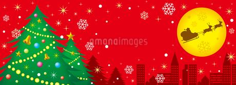 クリスマスのイラスト素材 [FYI03826620]
