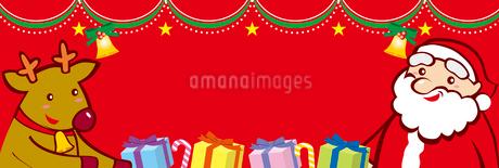 クリスマスのイラスト素材 [FYI03826627]