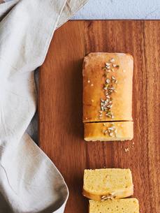 パウンドケーキの写真素材 [FYI03826822]