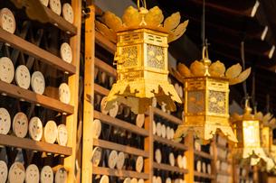 河合神社の写真素材 [FYI03827716]