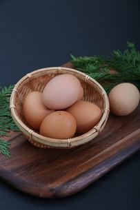 生卵の写真素材 [FYI03827902]