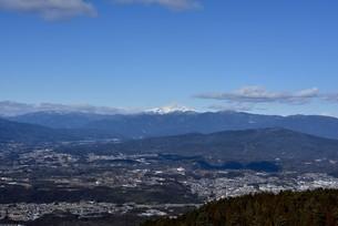 根の上高原からの眺めの写真素材 [FYI03829669]