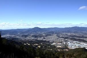 根の上高原からの眺めの写真素材 [FYI03829670]