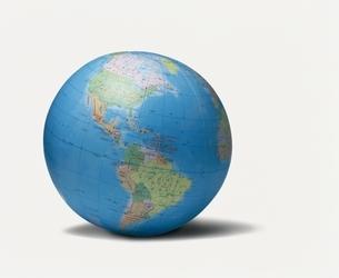 地球儀の写真素材 [FYI03831764]