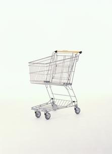 ショッピングカートの写真素材 [FYI03831778]