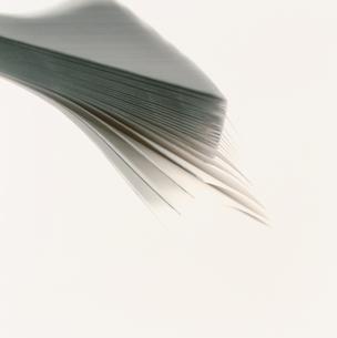 紙の束の写真素材 [FYI03831842]