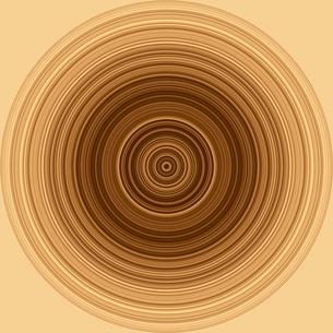 円形のアブストラクトのイラスト素材 [FYI03833151]