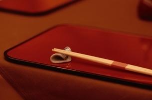 懐石盆の写真素材 [FYI03833325]