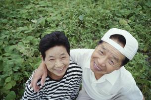 中高年夫婦の写真素材 [FYI03833401]