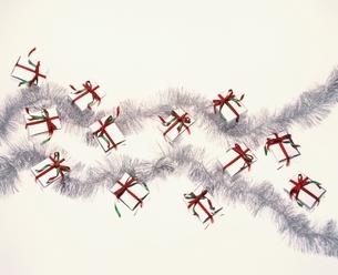 クリスマスプレゼントの写真素材 [FYI03834689]
