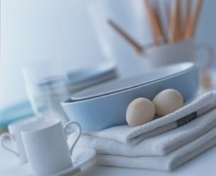 食器の写真素材 [FYI03834994]