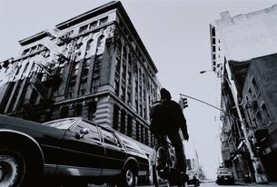 SOHO, NYの写真素材 [FYI03836720]