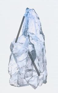 氷とはしごの写真素材 [FYI03836791]