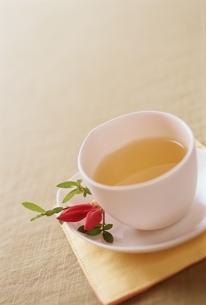 日本茶の写真素材 [FYI03836854]