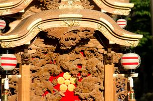 大阪天神祭地車講の写真素材 [FYI03837286]