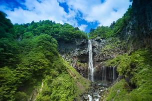 華厳の滝の写真素材 [FYI03838338]