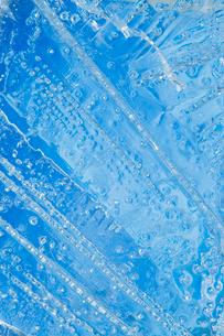 氷の表面の写真素材 [FYI03838425]