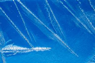 氷の模様の写真素材 [FYI03838448]