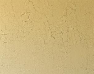 壁のヒビ割れの写真素材 [FYI03839144]