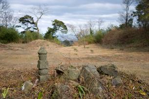 石銀集落跡の写真素材 [FYI03839541]