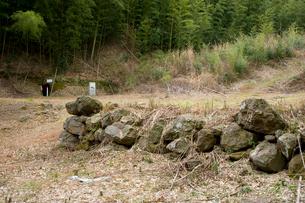 石銀集落跡の写真素材 [FYI03839543]