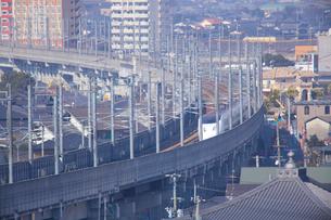 九州新幹線の写真素材 [FYI03839908]