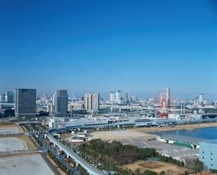 パレットタウン周辺の風景 江東区 東京都の写真素材 [FYI03840503]