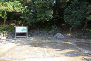 吉田松陰誕生の地の写真素材 [FYI03842948]