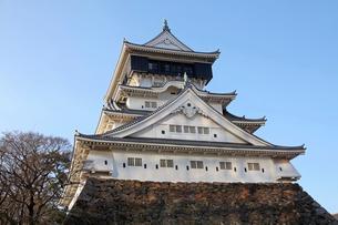 小倉城の写真素材 [FYI03842993]