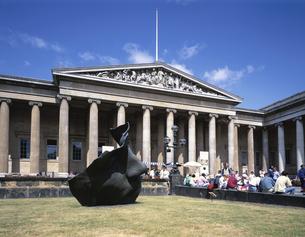 大英博物館  ロンドン イギリスの写真素材 [FYI03843250]