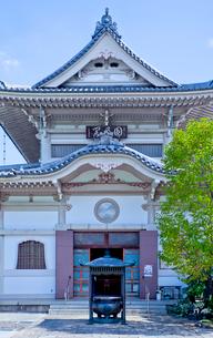 永平寺別院長谷寺の観音堂の写真素材 [FYI03844158]