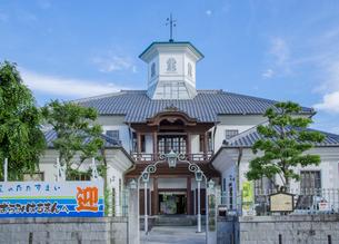 近江八幡の白雲館の写真素材 [FYI03844849]