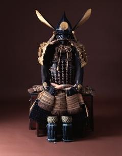 鎧兜の写真素材 [FYI03844913]