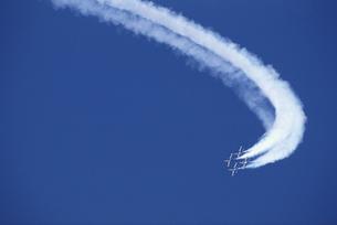 飛行ショーの写真素材 [FYI03845118]