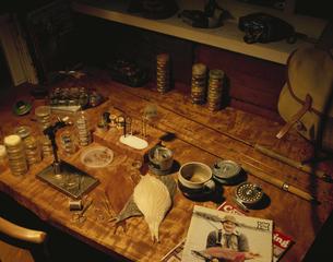 釣り道具の写真素材 [FYI03845291]