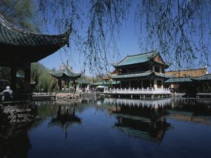 翠湖公園の写真素材 [FYI03845547]