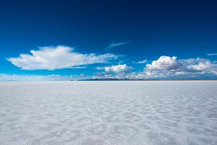 ウユニ塩湖の写真素材 [FYI03845924]