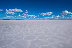 ウユニ塩湖の写真素材 [FYI03845945]
