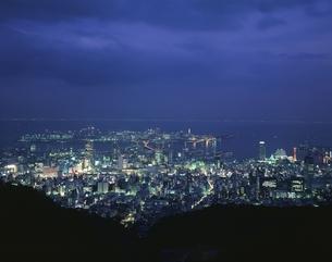 神戸の夜景 兵庫県の写真素材 [FYI03846167]