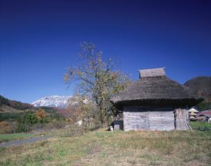 山里の風景  江府町 鳥取県の写真素材 [FYI03846206]