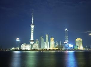 浦東新区   上海 中国の写真素材 [FYI03847739]