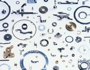 多種・金属部品の写真素材 [FYI03847953]