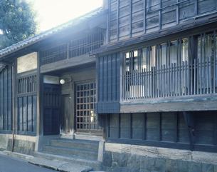 加賀町・民家  東京都の写真素材 [FYI03848287]