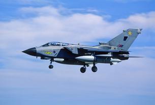イギリス空軍トーネードGR攻撃機の写真素材 [FYI03848872]