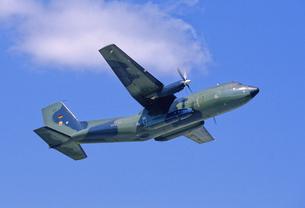 ドイツ空軍トランザールC160輸送機の写真素材 [FYI03848897]