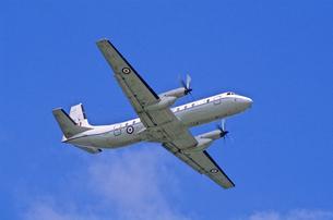 イギリス空軍ホーカーシドレー・アンドーバーC1輸送機の写真素材 [FYI03848916]