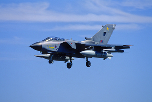 イギリス空軍トーネードGR攻撃機の写真素材 [FYI03848921]