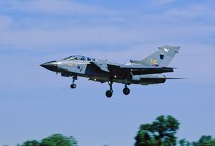 イギリス空軍トーネードGR攻撃機の写真素材 [FYI03848931]