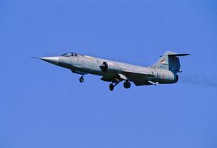 イタリア空軍ロッキードF104スターファイター戦闘機の写真素材 [FYI03848934]