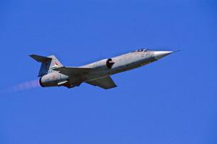 イタリア空軍ロッキードF104スターファイター戦闘機の写真素材 [FYI03848935]